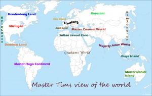 Weltkarte_leer